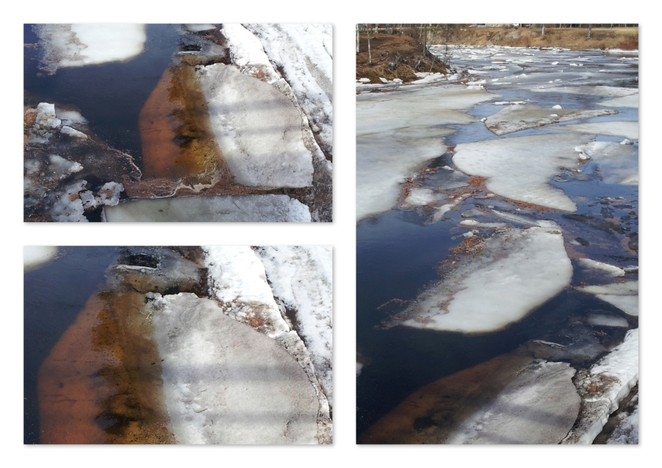 30lutuåamed ijsschotsen