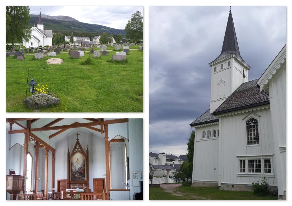 Kerk Trysil