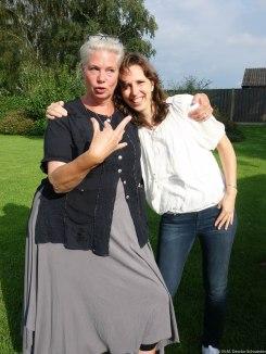Ik met Annemieke van Niekerk