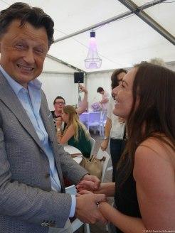 Peter en zijn dochter Lisa